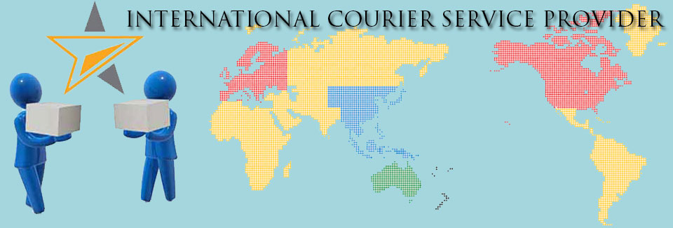 International Courier Services Providers in Ahmedabad
